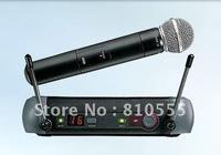 Free shipping PGX24sm58 PGX24 UHF Wireless handheld  Microphones