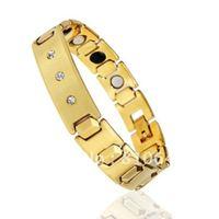 2012 best selling TUNGSTEN Carbide Magnetic Health Bracelet