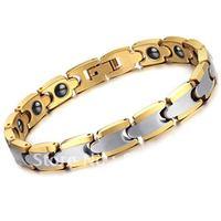 wholesale 100% brand new  Tungsten Carbide Magnetic Bracelet