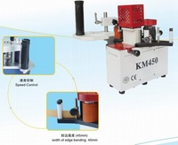 2012 NEW Hand held edge bander KM450 free shipping, portable edge banding machine, furniture machine