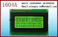 Char. 16 x 4 line character LCD module 1604A/guaranteed 100% Appearance:87.0x60.0x11.0 Field:61.7x25.3 Dot size:2.95x4.75