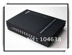 Phone system / PBX / MINI PABX -for small businss solution ( 3 Lines +8 Ext Users ) - Free shipping(China (Mainland))
