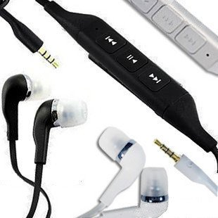 10pcs a lot free shipping Earphone WH-701  5800 N95 N96 N97 earphone Headphones with Remote and Mic for Nokia