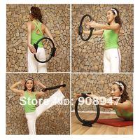 NEW BRAND Pilates Ring PILATES MAGIC Fitness Circle  yoga product  Family Entertainment  fitness