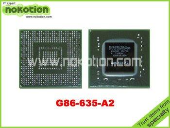 50% OFF SHIPPING BRAND NEW NVIDIA G86-635-A2 VEDIO CARD BGA CHIP 100% ORIGINAL !!!