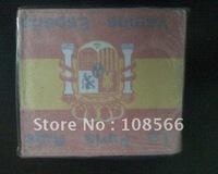 Spain Color Printing PU wallet,   Spain purse