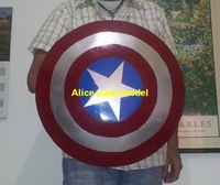 [Alice papermodel]1:1 Captain America Shield The Avengers superman superhero robot models