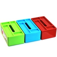 Wholesale &Retail /Creative PP Napkin Bins /Fashion Tissue Box /Household Storage Case /Top Quality
