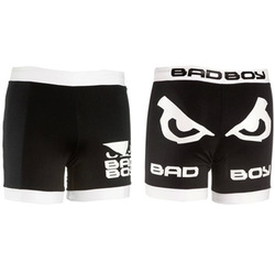 Buy Fashion Men&#39;s Black Boxers Shorts Size L XL XXL Sports B-boy Logo Boxing Title Short Pants For Training Free Shipping(China (Mainland))