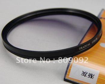 GODOX  77mm Gradual Grey Color Lens Filter