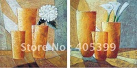 Free shipping ,Huge  Modern Abstract Oil Painting on Canvas ,Thick Texture Painting JYJLV075