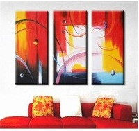 Free shipping ,Huge  Modern Abstract Oil Painting on Canvas ,Wall Art  Painting JYJLV192