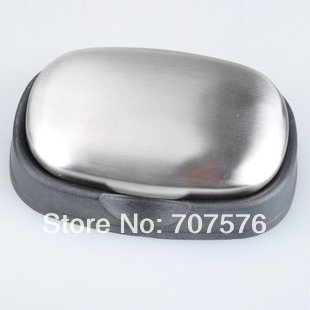 SAMPLE SALE Magic eliminating Odor Kitchen Bar Smell cleaning Stainless Steel Soap 28g with base total 45g Quality Goods