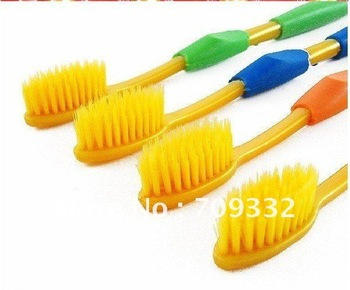 Hot sales, New Low-carbon Environmeant Toothbrush, 5 sets/lot(4pcs/set), Nano Dental Care,Wholesales, Free shipping