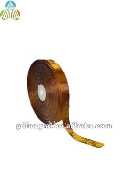 2cm printed food packing printing ribbon