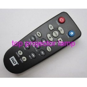supply for Western Digital WD TV Live Plus Digital AVI ISO USB Media Player Remote Control