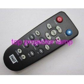 Western Digital WD TV HD Media Player Remote Control