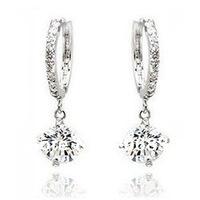 New Zircon  Earrings Fashion CZ stone Earrings