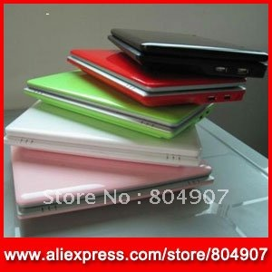 5PCS/LOT DHL Free S30 10.2 Inch Intel Atom D425 1.8GHZ 1.3MP Camera WIFI Notebook 1GB/160GB Support Windows XP Windows 7
