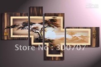 abstract oil painting handmade oil painting 100% Free shipping New Hot  MODERN ABSTRACT CANVAS ART OIL PAINTING