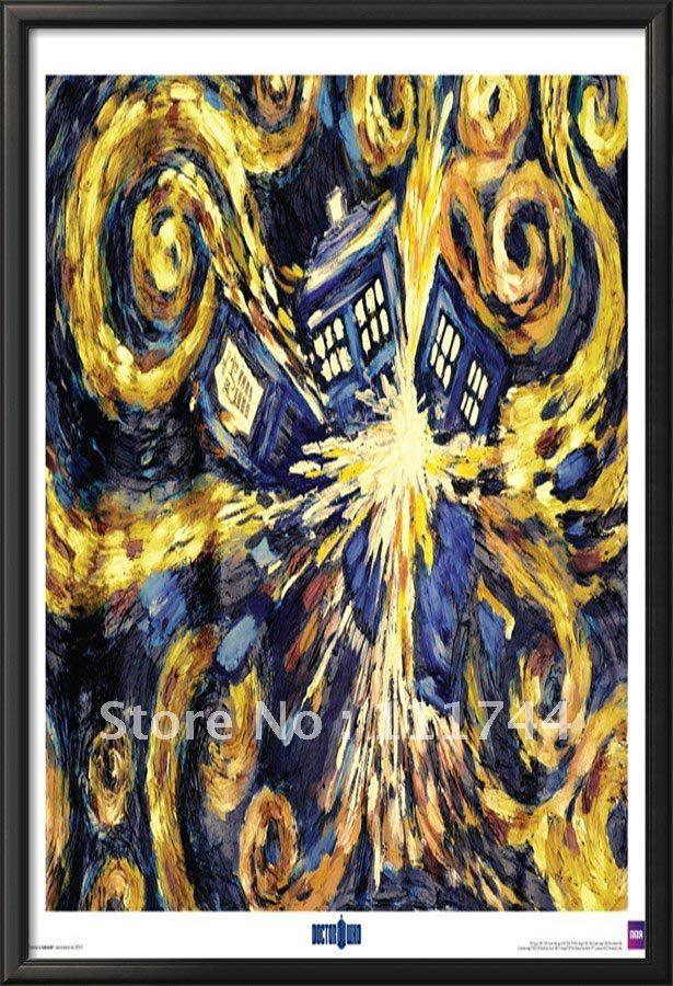 tardis art exploding - photo #26