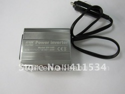 100W High Quality Car Inverter 12V 110V ,Micro DC AC Inverter,Car power Invertor(China (Mainland))