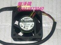 Good Quality ADDA 4020 AD0412HB-C52 DC12V 0.15A Three-wire fan