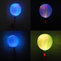LED Balloon Multi-color Latex Flashing Balloons Blinking Balloon LED Christmas Decorations
