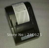 12pcs/lot 2'' 58mm  thermal receipt/mini/pos printer 5890T parallel port black or white
