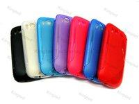 200pcs/Lot S Line TPU GEL Case Cover for HTC Desire S G12 S510E