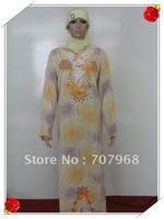 Muslim dress professional wholesale Muslim men and women covering robe