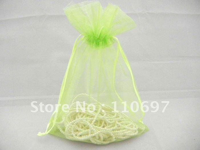 Apple Jewelry Bags Organza Jewelry Gift Bags