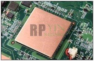 10x 20*20*1.5mm COPPER HEAT TRANSFER PADS for Heatsink, CPU, GPU Chipset Cooling