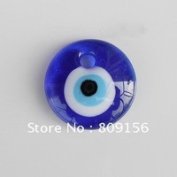 Free Shipping by DHL! Wholesale Top Quality Glass Beads Evil Eye Pendant ,Turkey Jewelry ,Evil eye Jewelry findings,DIY Necklace
