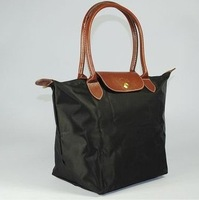 France Style totes folding bags women's handbag Leather handle ,size S M L ,18 colour in store free shipping