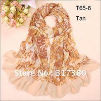 Женский шарф 30