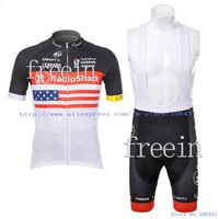Hot Sale! 2012 New Arrival Radio Short Sleeve Cycling Jerseys and BIB Shorts Set/Cycling Wear -12R11
