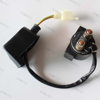 110cc 125cc 150cc 200cc 250cc atv quad bike dirt bike starter relay