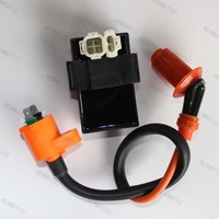 Performance Ignition Coil + DC CDI Kymco, SYM, Vento Scooter GY6 engine parts