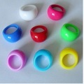 Sales Promotion!! Novelty Rings / jewelry rings hot sell/plastic ring 100pcs/lot