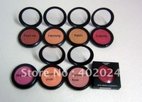 2011 New Rose Romance Rose Blush / beauty powder pouder 11g (12 pcs/lot)