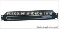 (YK-TG4-16/B) 4chs Input16 output video splitter