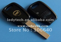 Good quality Fiat 1 button remote key shell, key housing