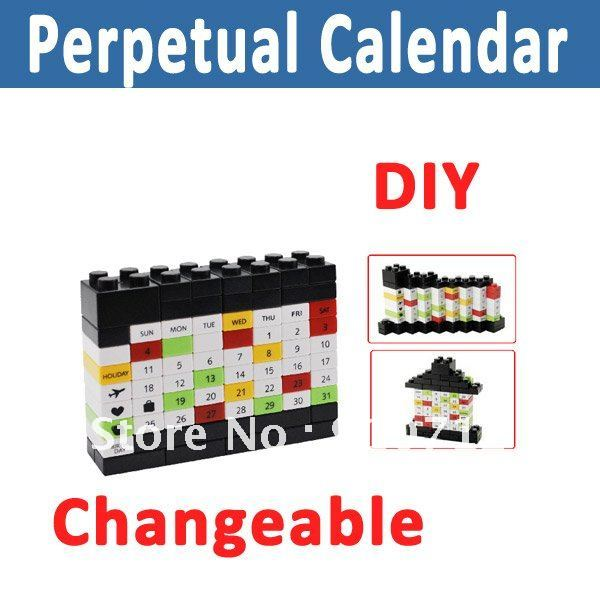 changeable calendar
