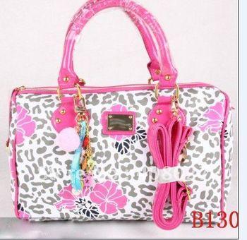 Free shipping Pauls Boutique SIGNATURE Twister Bag handbags shoulder bag I LOVE PB BNWT UK tote bags