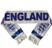 shawl/neckcloth for cheer,popular  velvet 145cm*16cm soccer scarves,neckerchief,Cheer scarves,fleece England soccer scarf,100pcs