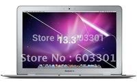 "100pcs/lot wholesale screen protector for macbook air 13.3"", for macbook air screen cover guard, OPP bag packing"