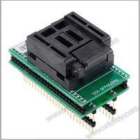 PLCC 44 to DIP 44 Socket Adaptor FOR PLCC44 SA244 12108