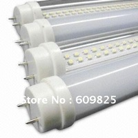 T8 led tube 120cm , 288pcs3528 led , white pc cover good nice tube