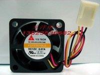 original Wonsan (Y.S.TECH)FD123010LS 3CM 12V Three lines of silent fans- Cooling fan